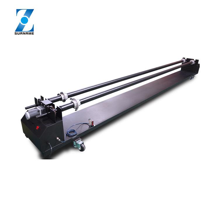 3.2米大幅面喷绘布收纸器 喷绘布 灯布 海报 墙纸收卷器 喷绘机写真机收布器 灯箱布3.2m